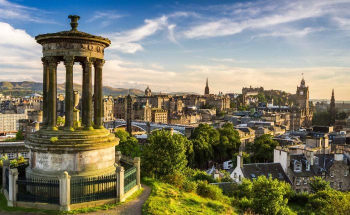 Edinburgh'da Gezilecek Yerler