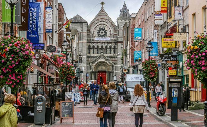 Dublin'de Gezilmesi Gereken En İyi 5 Yer