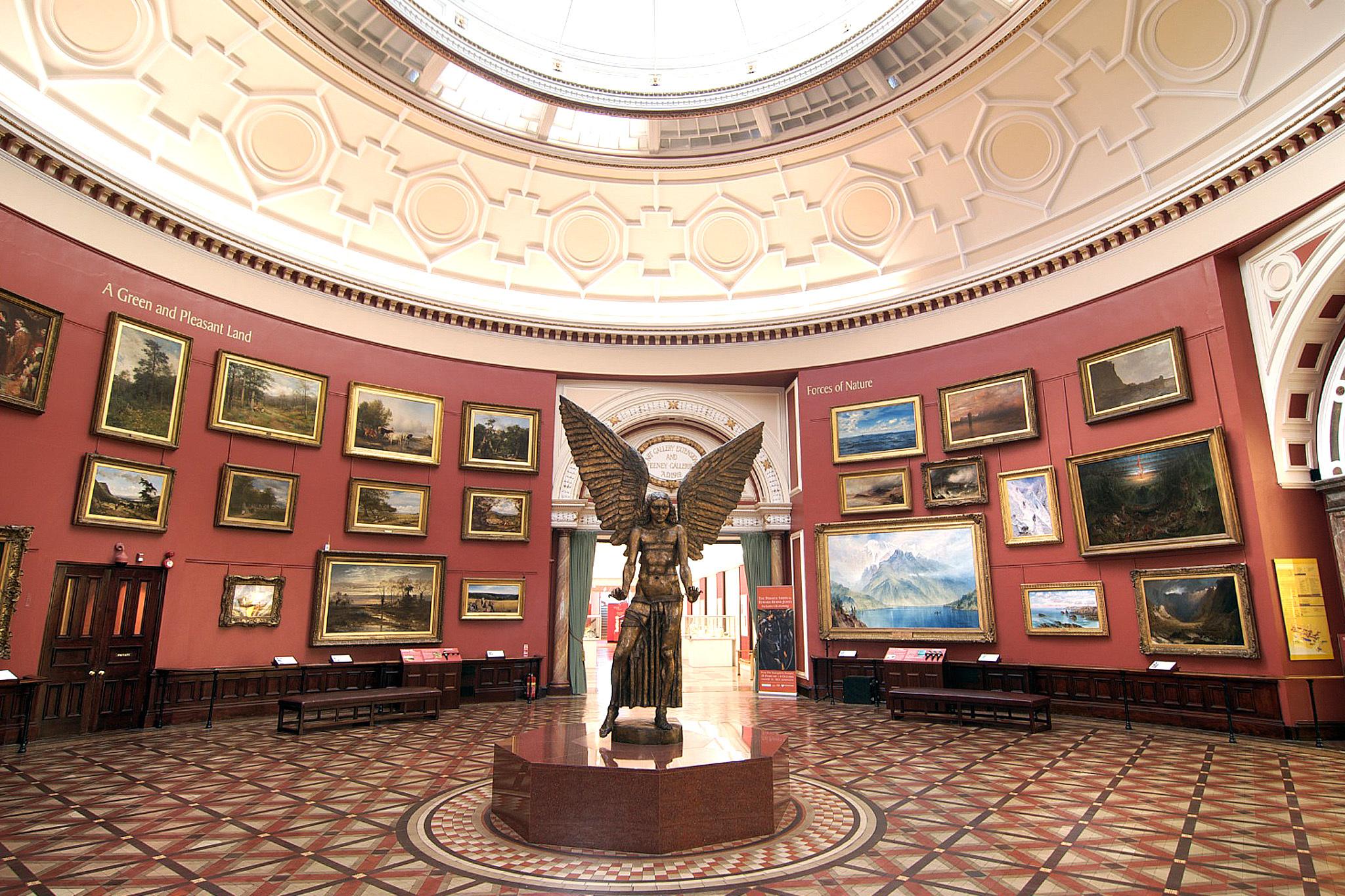 avrupa rüyası ingiltere birmingham sanat galerisi