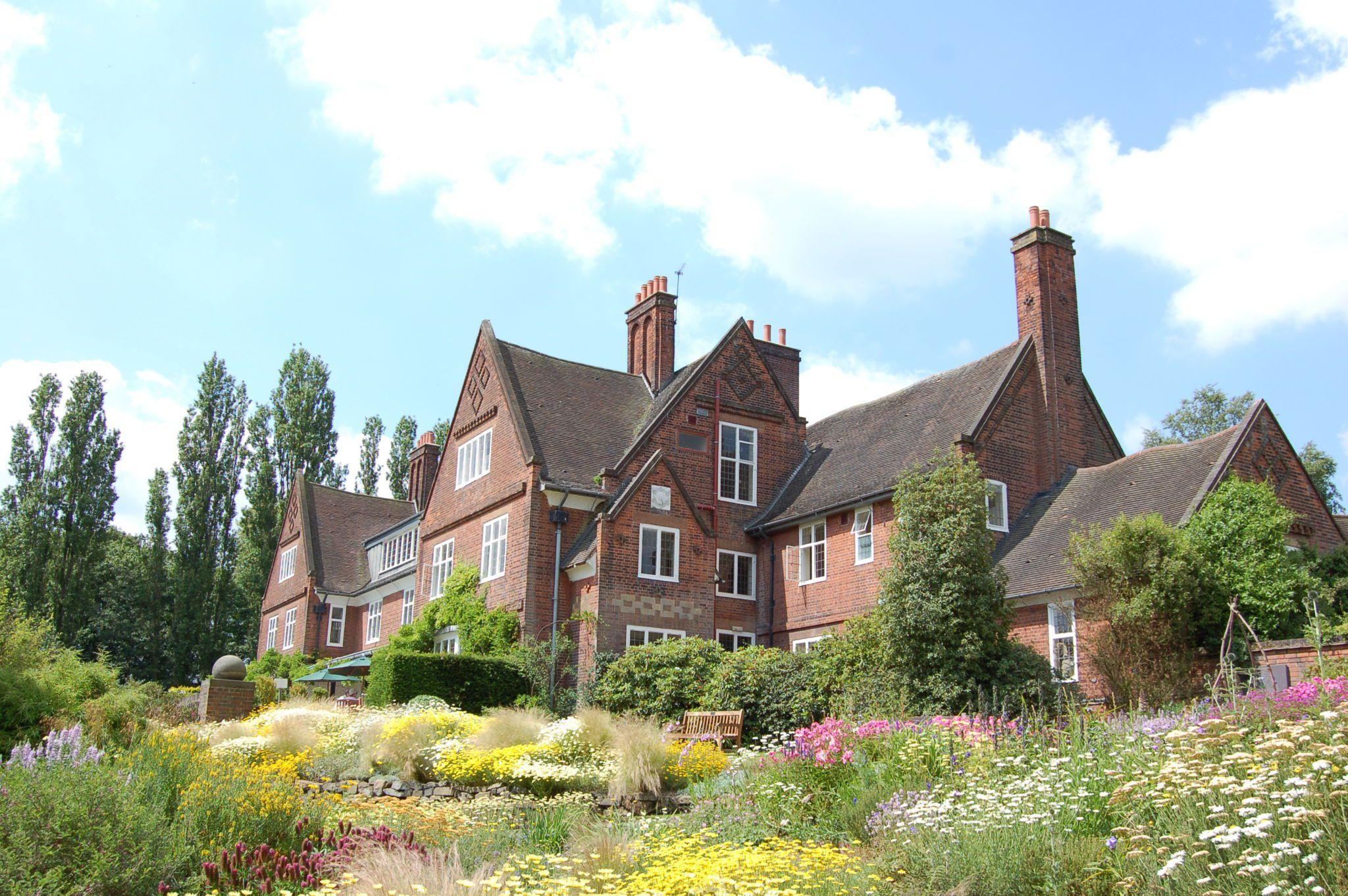 avrupa rüyası ingiltere birmingham Winterbourne House