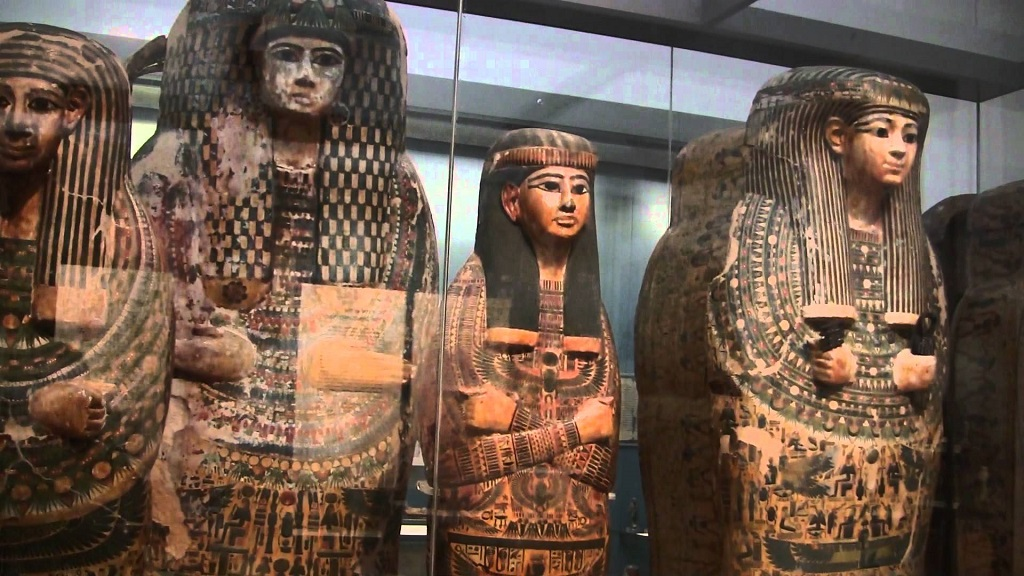 avrupa rüyası britanya turu brisith museum mısır mumyaları