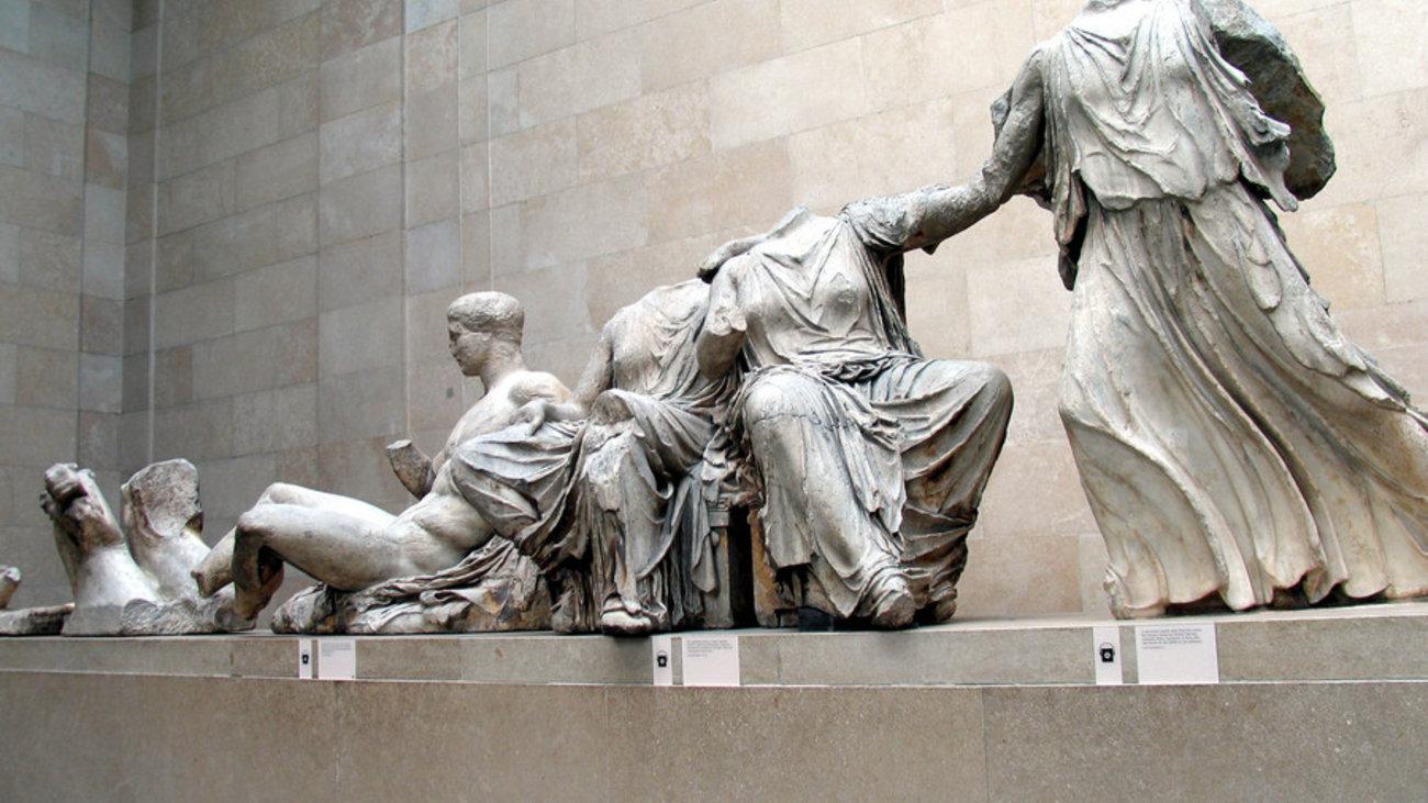 avrupa rüyası britanya turu british museum Parthenon Marbles