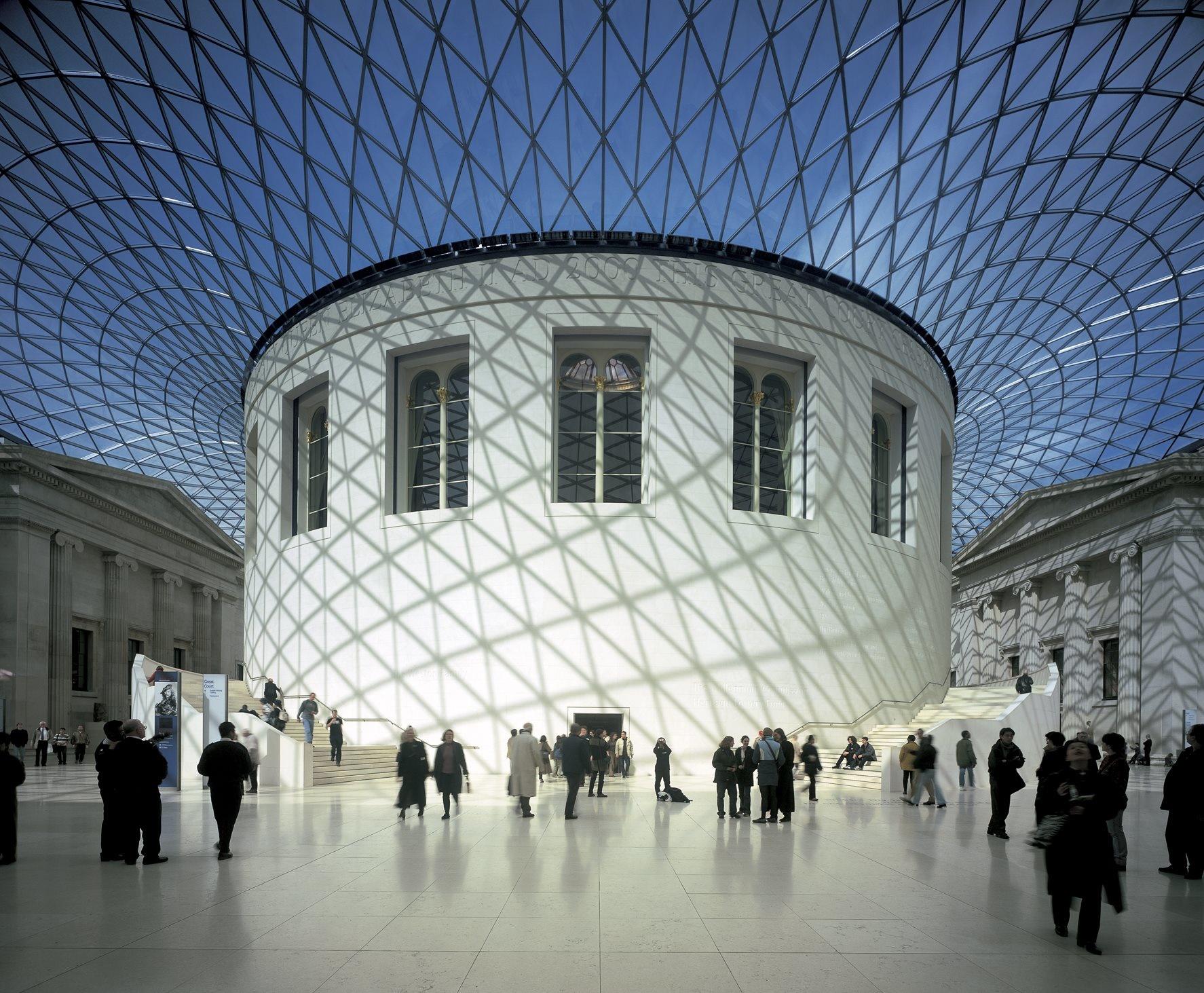 avrupa rüyası ingiltere londra british museum
