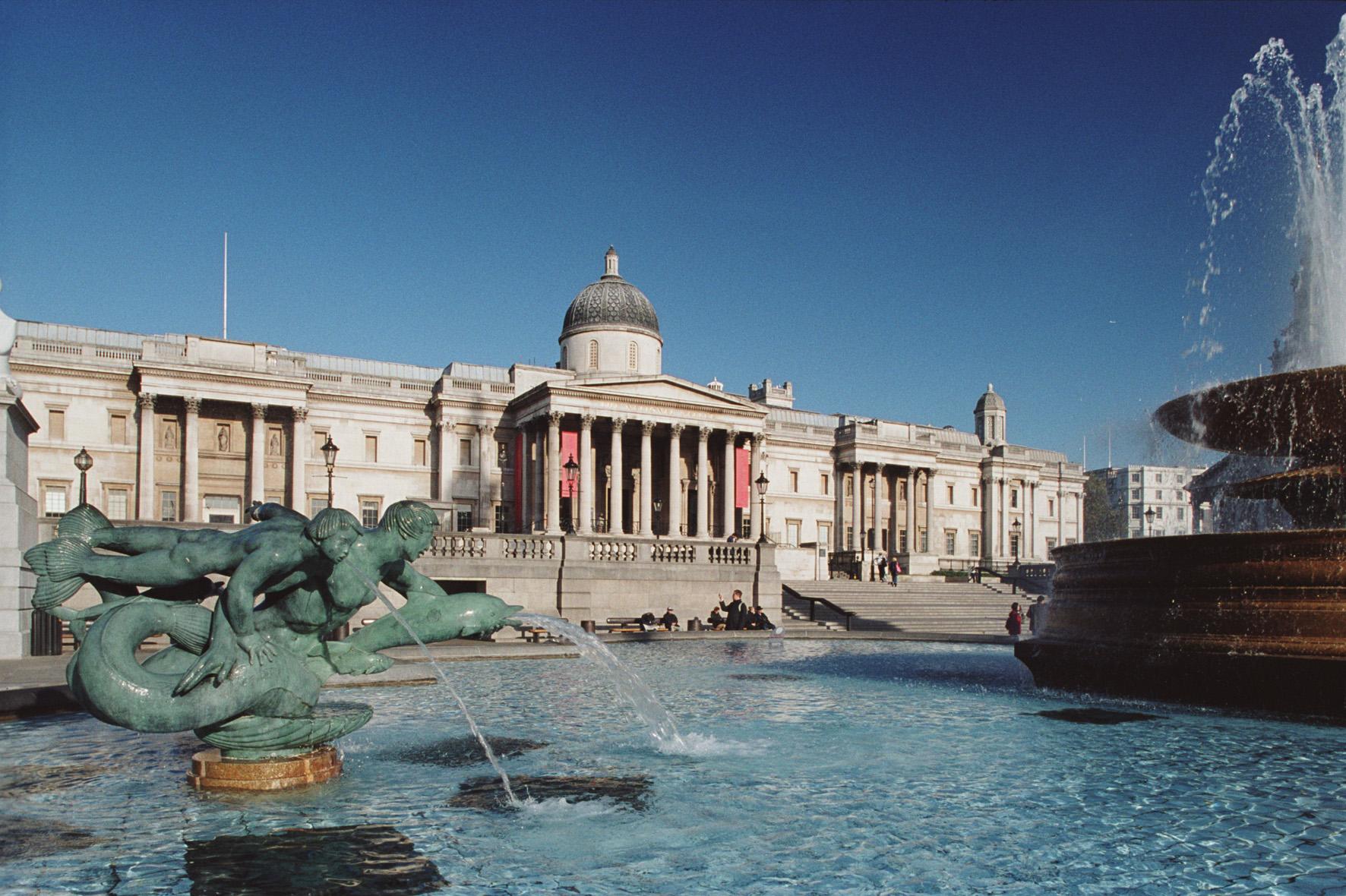 avrupa rüyası londra National Gallery