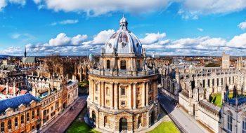Oxford'da 24 Saatte Yapılabilecek Şeyler
