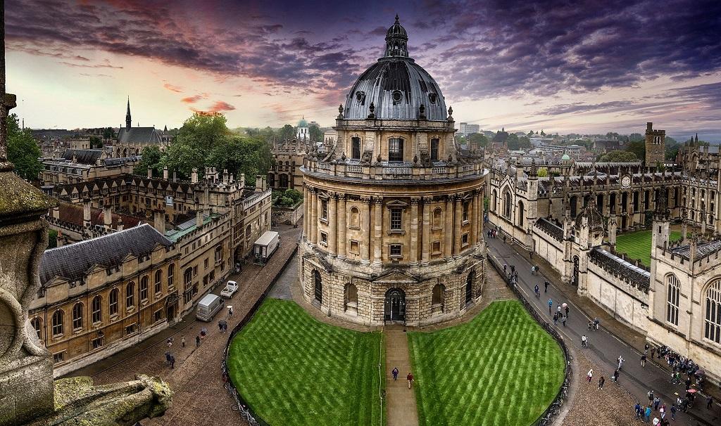 avrupa rüyası oxford Bodleian Kitaplığı