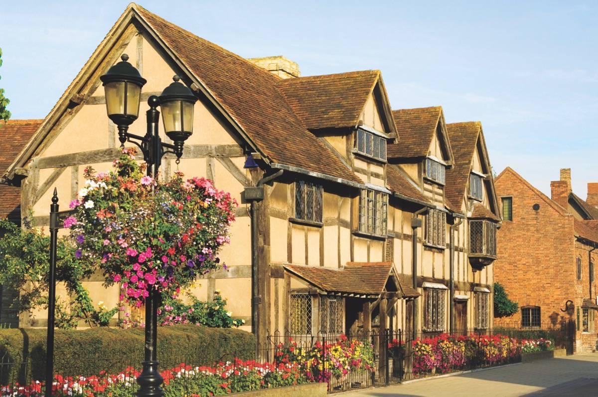 Avrupa Rüyası Britanya Turu Stratford-upon-Avon