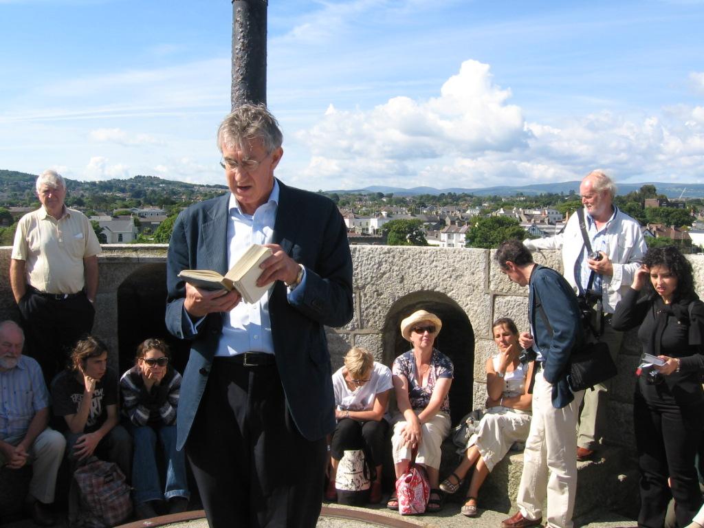 avrupa rüyası irlanda dublin Bloomsday Festival