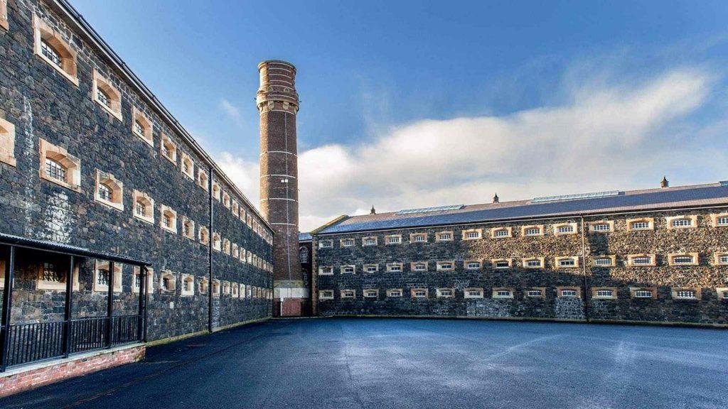 Avrupa Rüyası Belfast Crumlin Road Jail