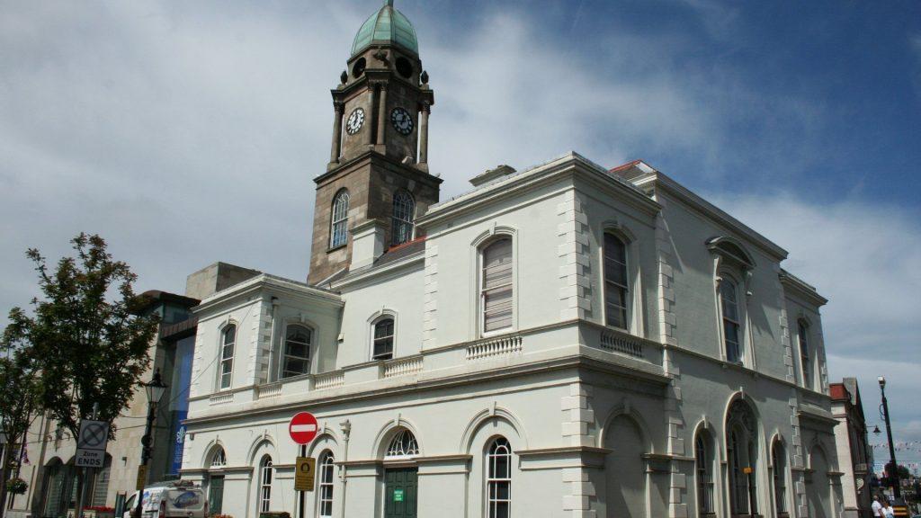 Avrupa Rüyası Belfast Irish Linen Centre