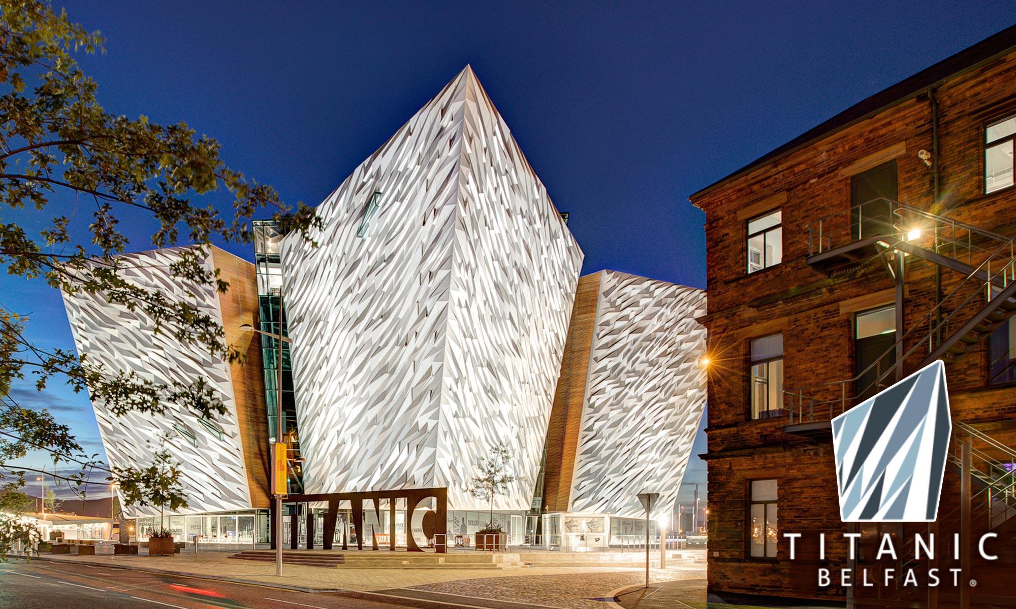 Avrupa Rüyası Belfast Titanik Müzesi