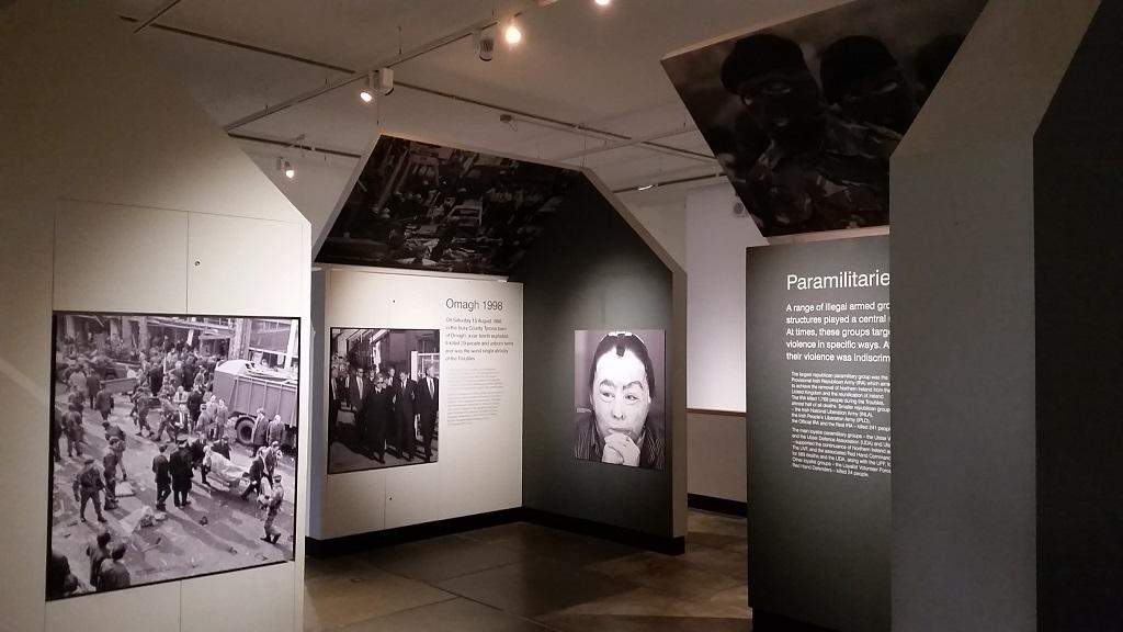 Avrupa Rüyası Belfast Ulster Müzesi
