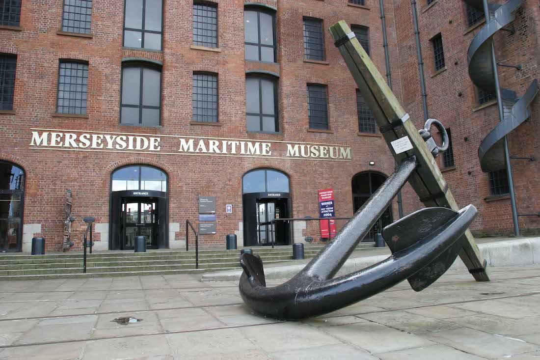 avrupa rüyası liverpool merseyside maritime museum