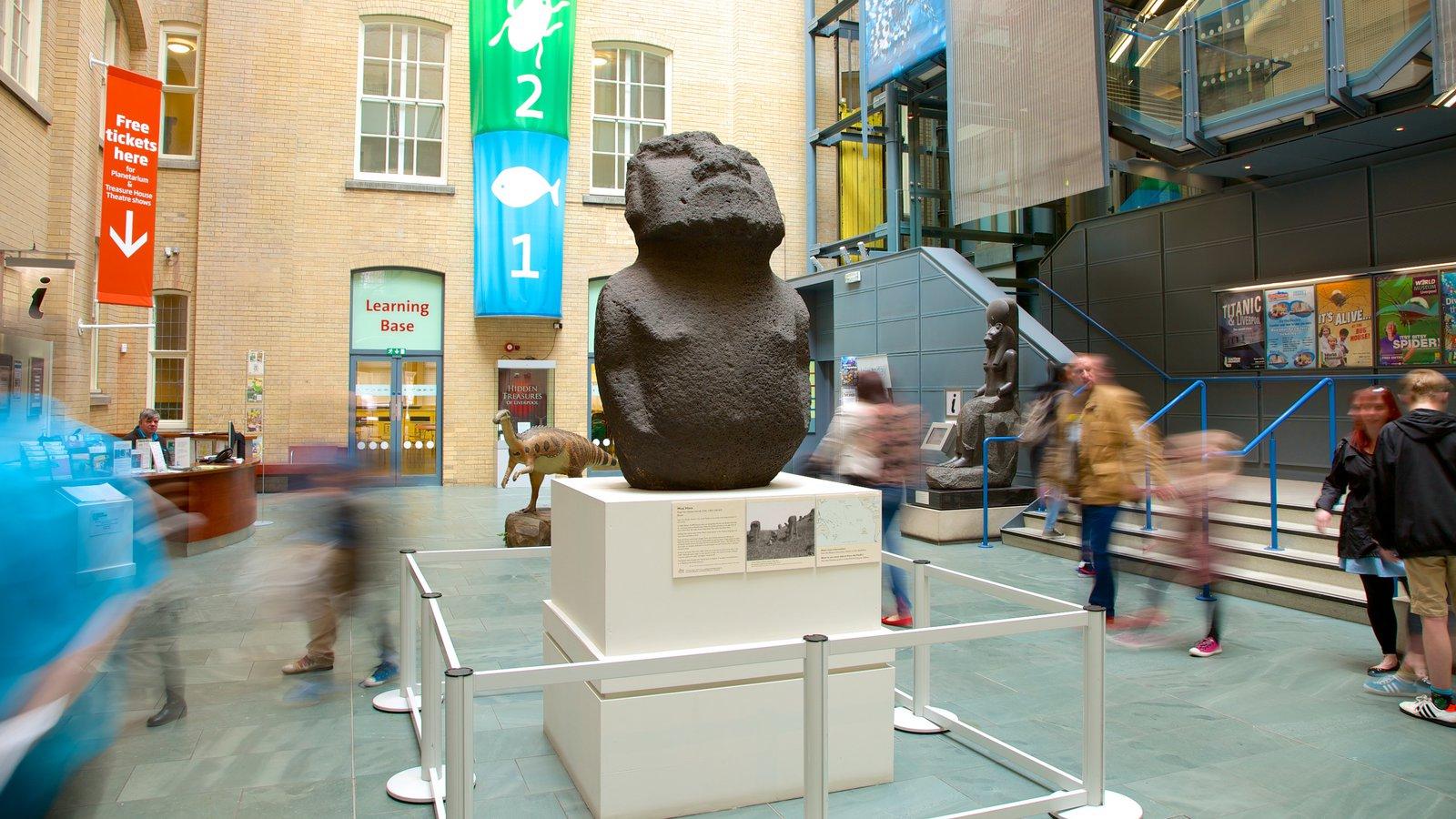 avrupa rüyası liverpool World Museum