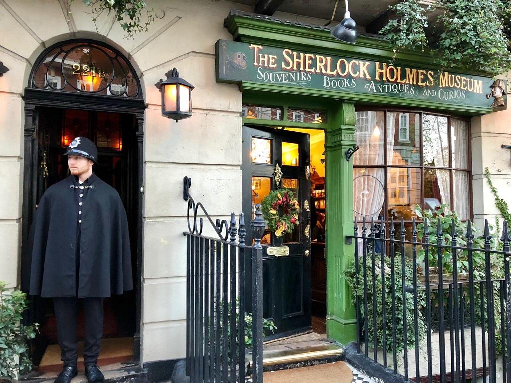 avrupa rüyası britanya turu sherlock holmes müzesi