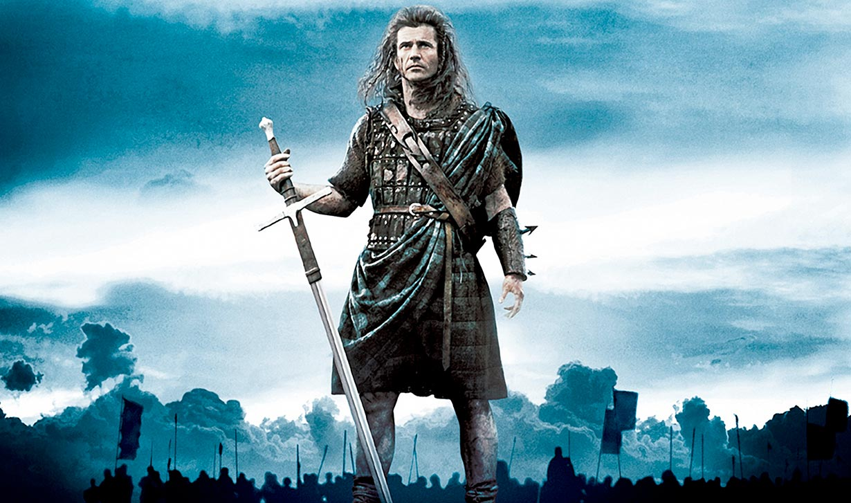william wallace hikayesi, brave heart filmi