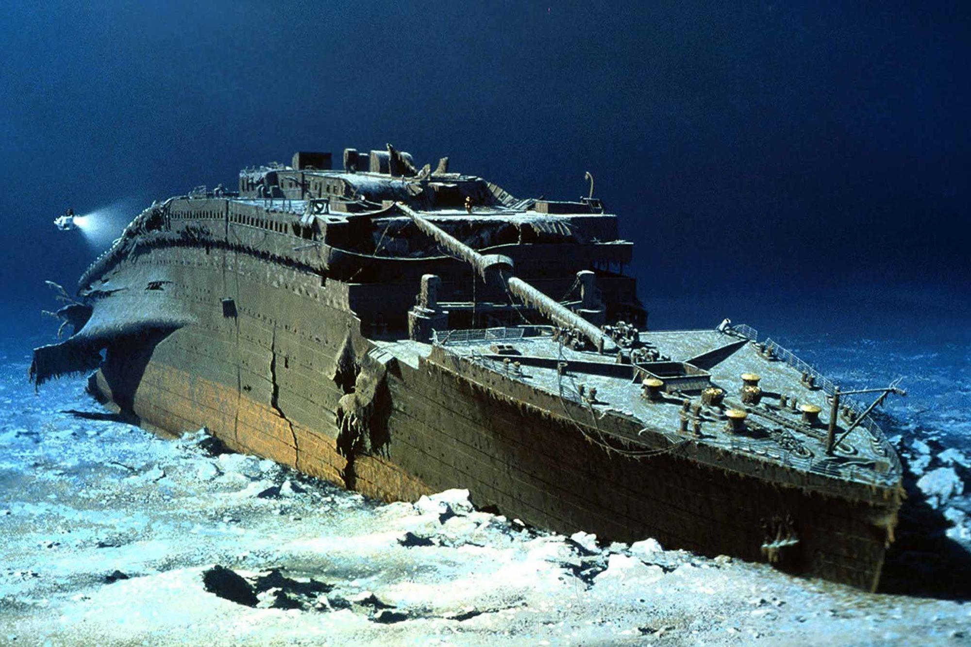 avrupa rüyası titanik gemisi