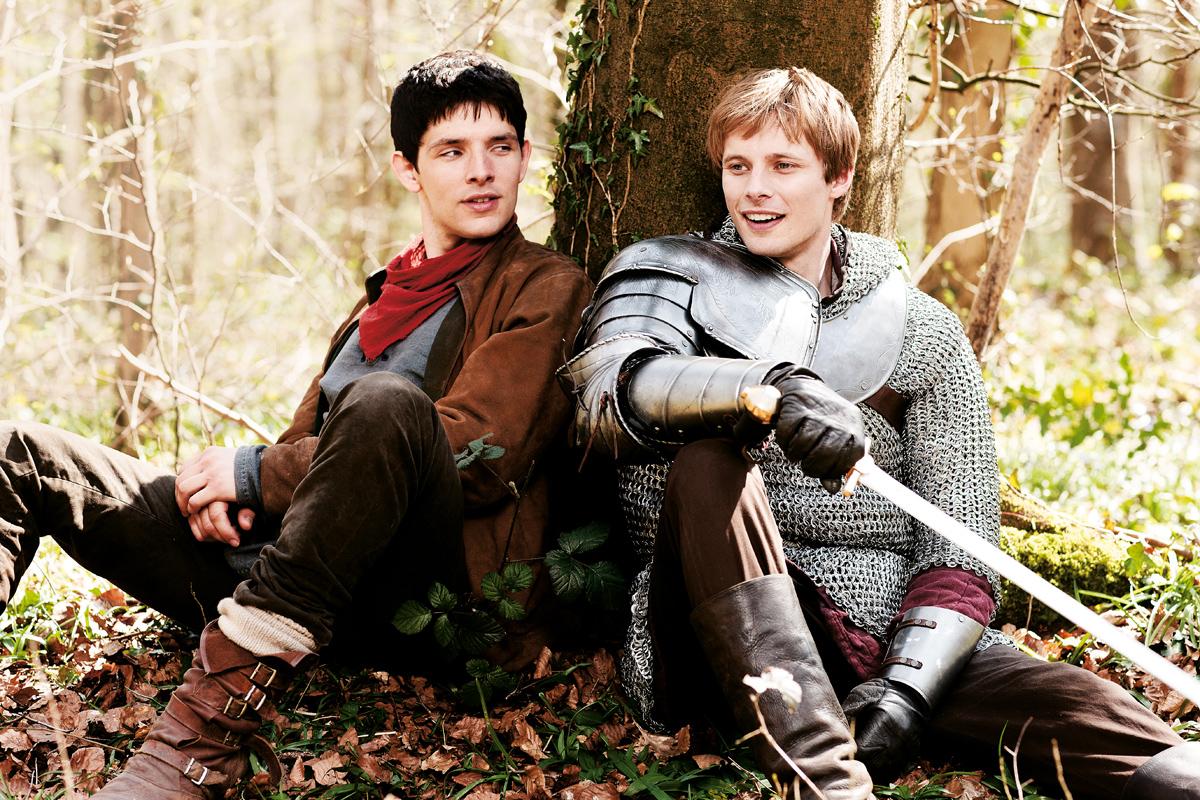 Merlin dizisi