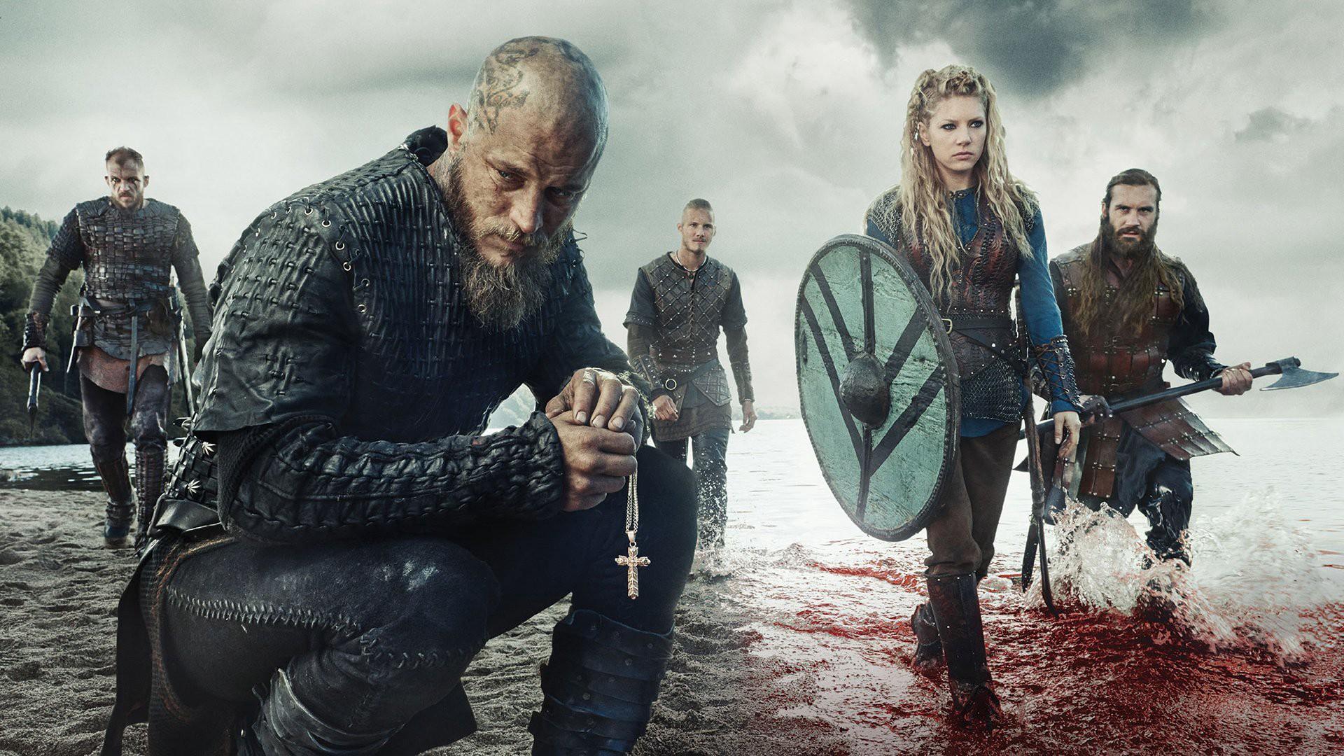Vikings dizisi