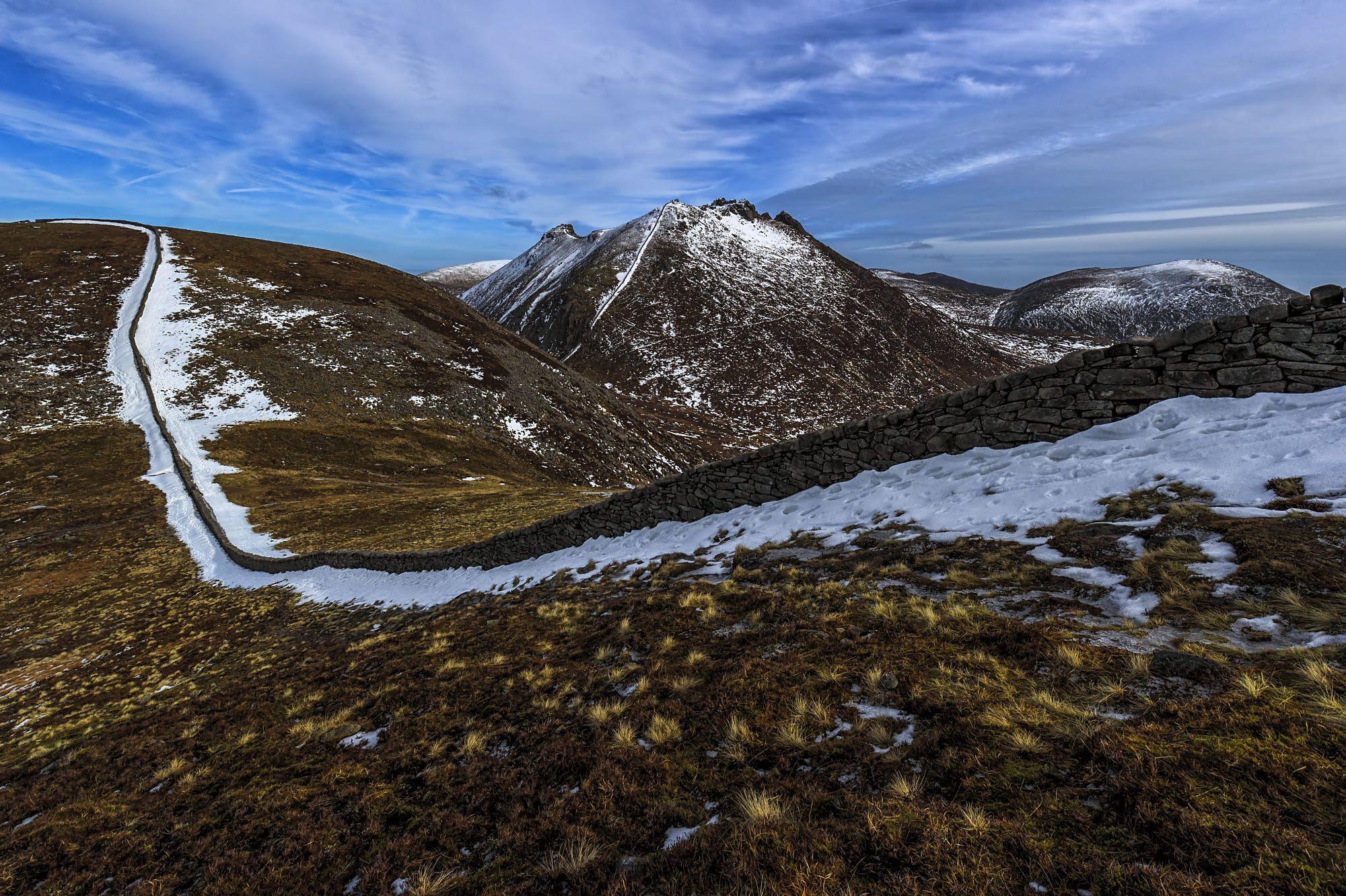 avrupa rüyası irlanda mourne adaları
