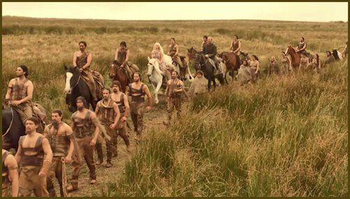 irlanda mourne adaları game of thrones