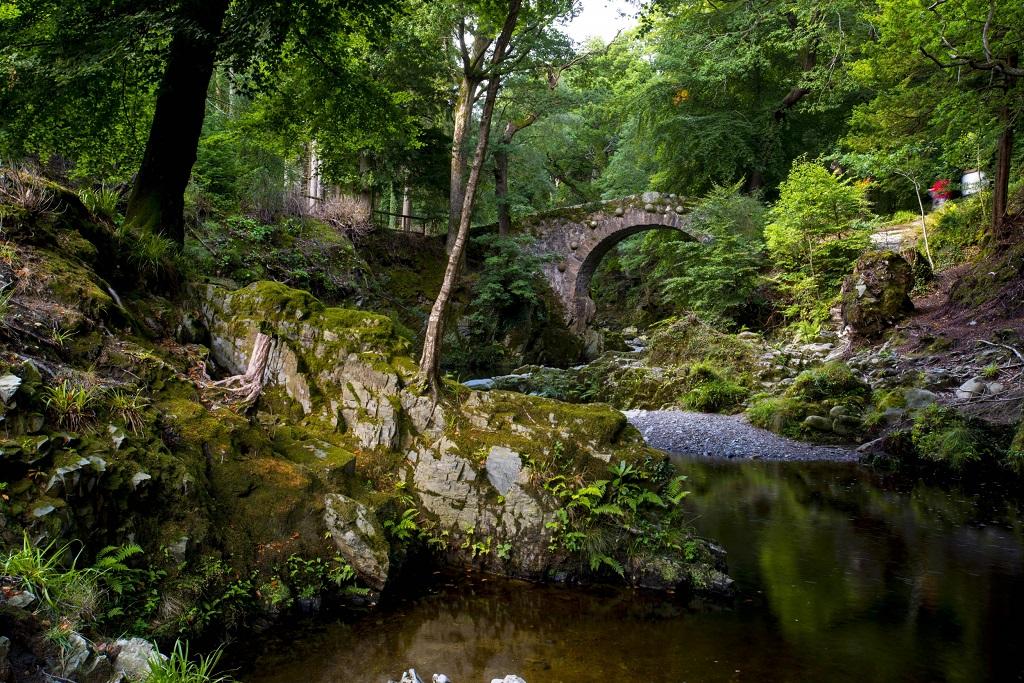 avrupa rüyası kuzey irlanda tollymore park