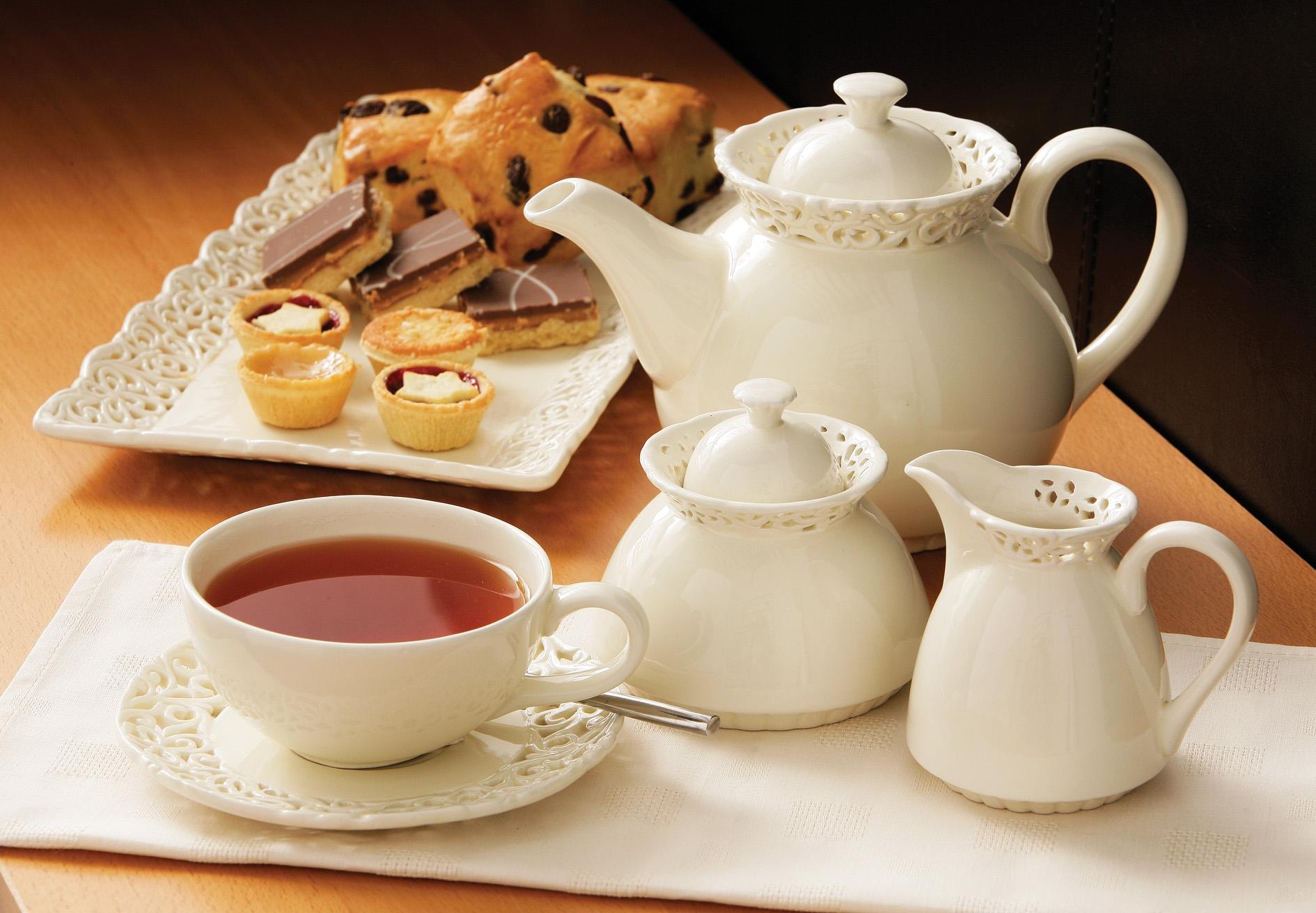 ingiltere beş çayı nedir