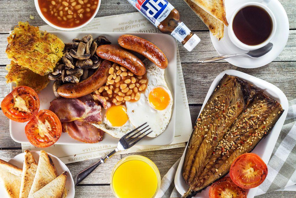 İngiliz kahvaltısı