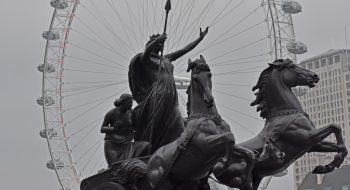 Londra Westminser Pier'deki Boudicca Heykelinin Hikayesi
