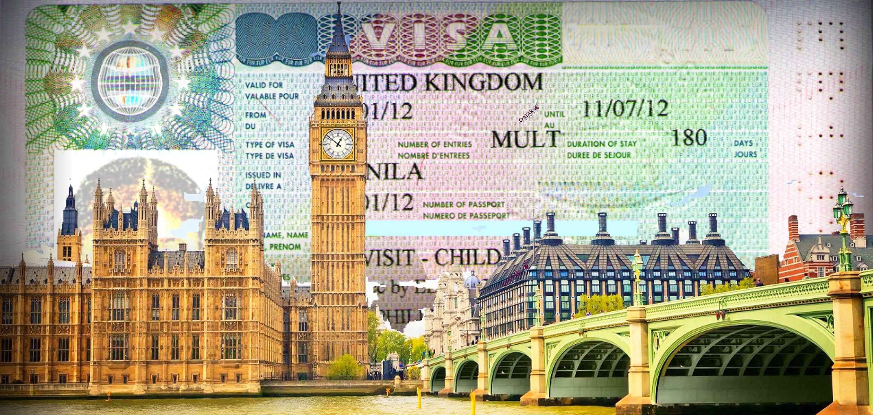 britanya turu için ingiltere vizesi