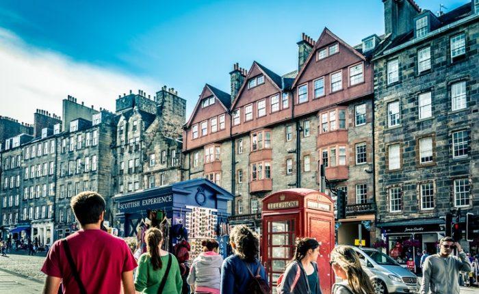 Edinburgh Old Town Bölgesinde Gezilecek En İyi 5 Yer