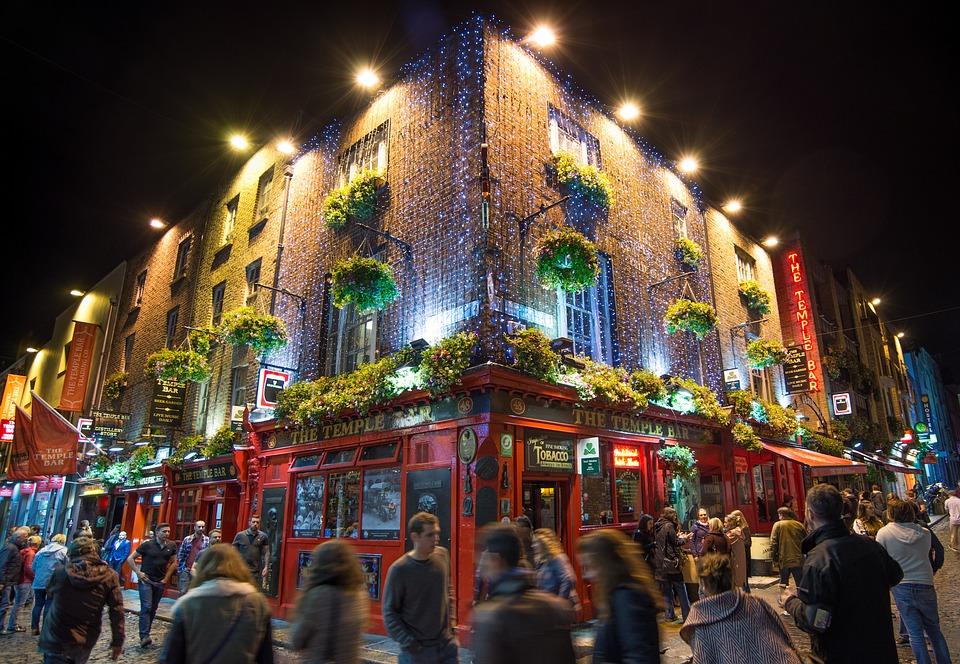 Dublin Avrupa'nın Teknoloji Merkezi
