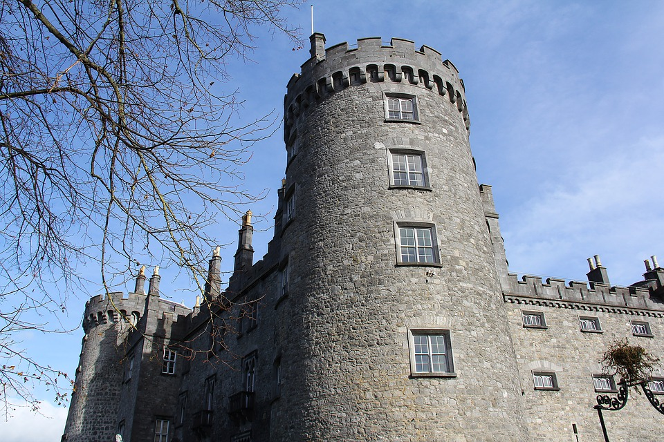 İrlanda'da Görmeniz Gereken Şato ve Kaleler