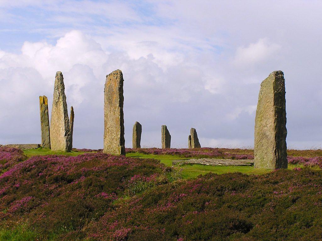 Brodgar Ring İskoçya