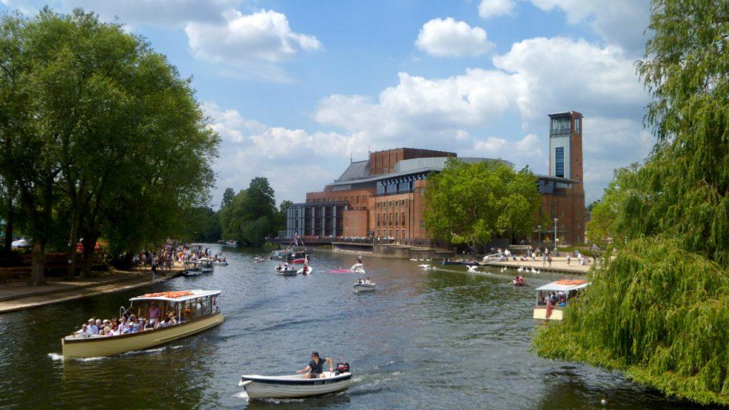 Stratford Kanalı İngiltere