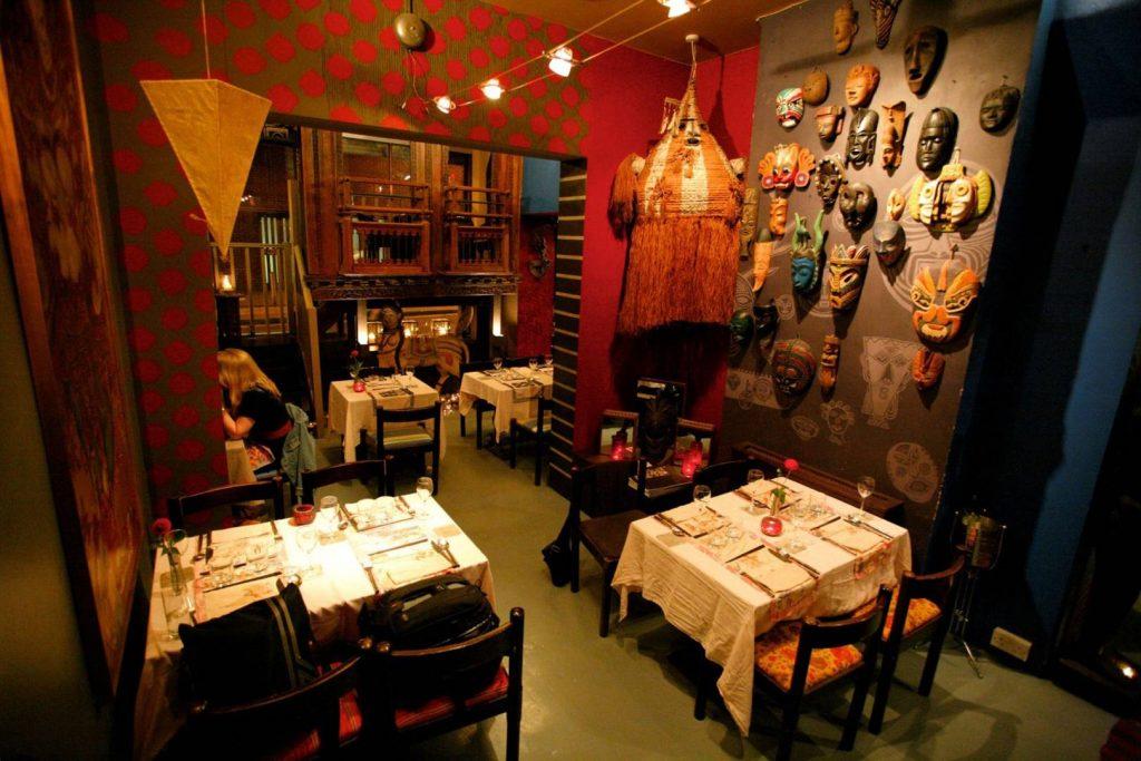 Bermondsey Restoranları