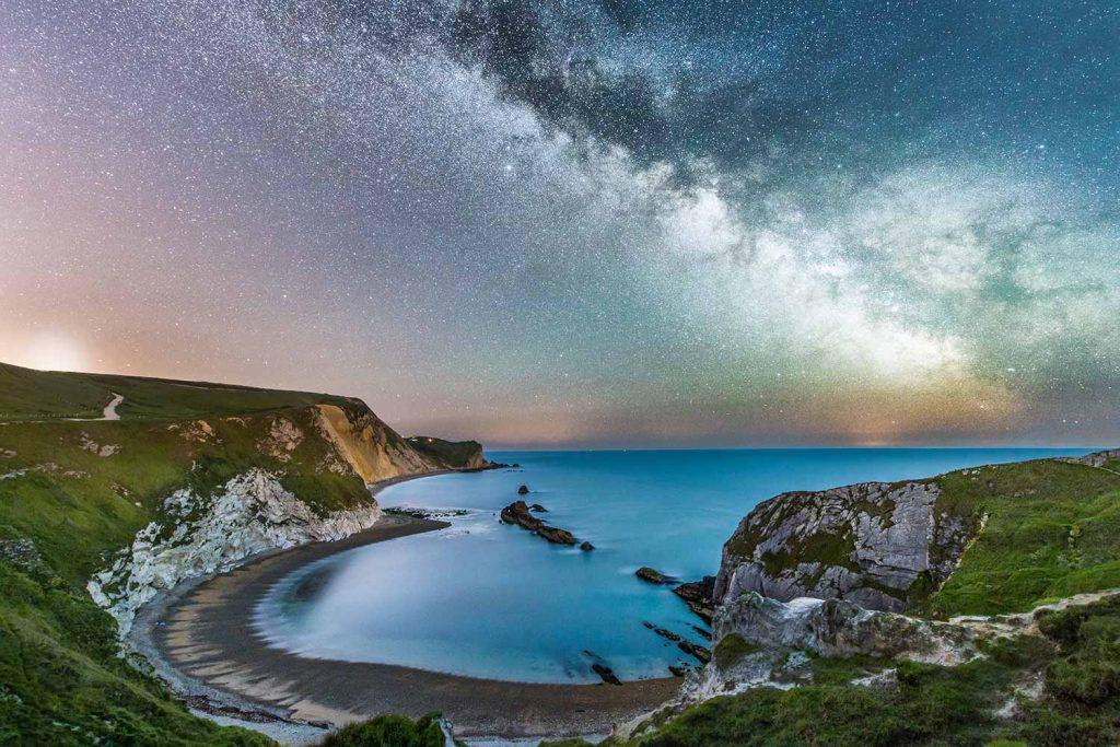 Man O'War Plajı, Dorset