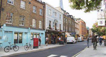 Londra Bermondsey Caddesinde Yapılacak 5 Şey!