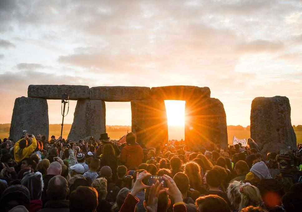 stonehenge-ingiltere
