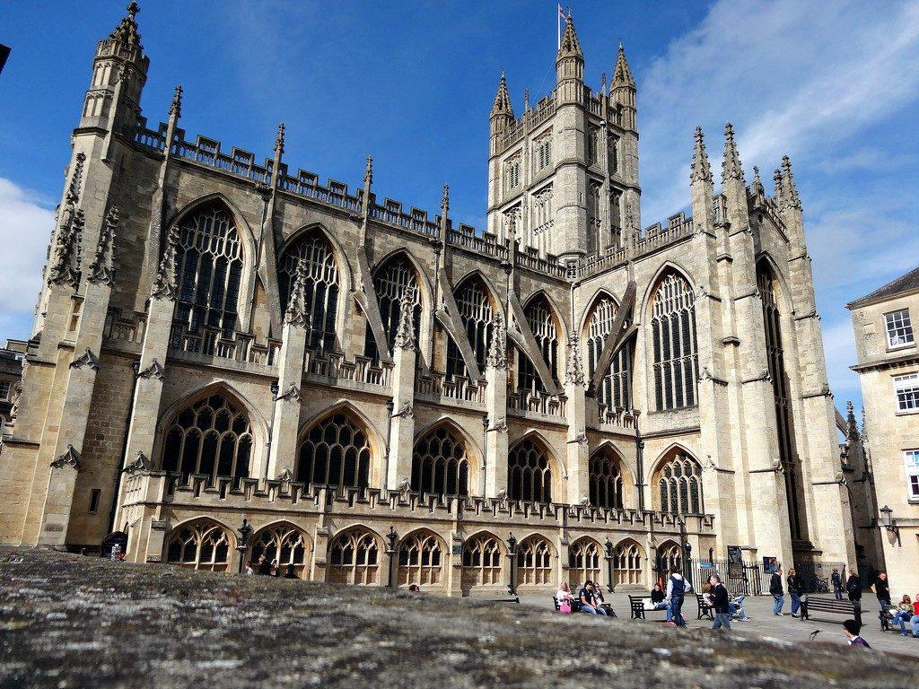bath-katedral-ingiltere