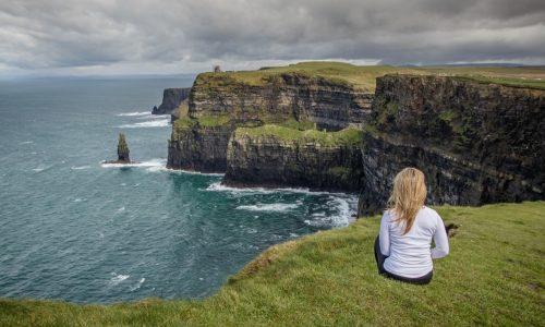 İrlanda Moher Kayalıkları Gezi Rehberi