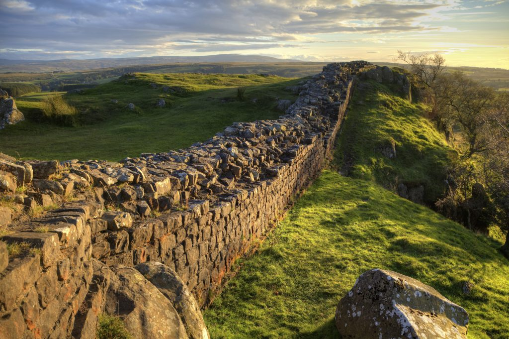 Hadrian'ın duvarı