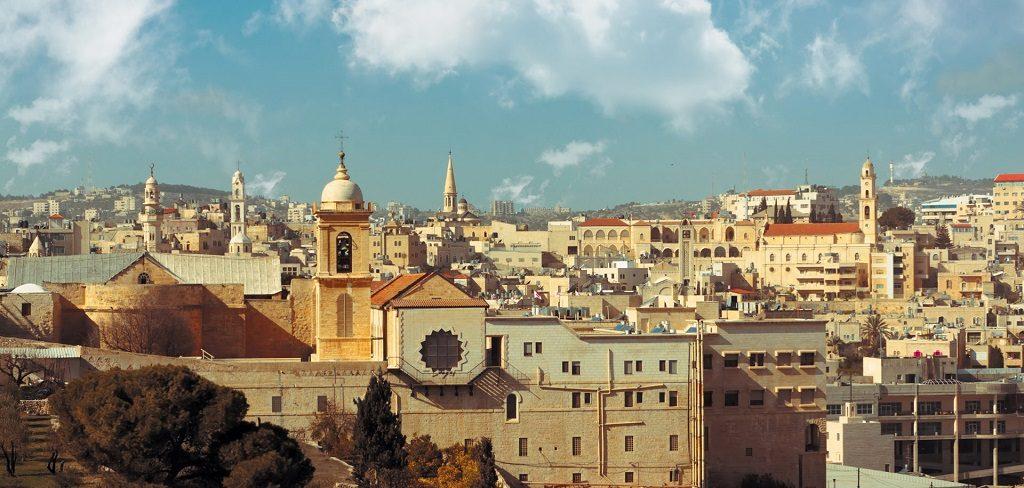 Bethlehem-Filistin