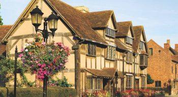 Stratford-Upon-Avon Gezilecek Yerler