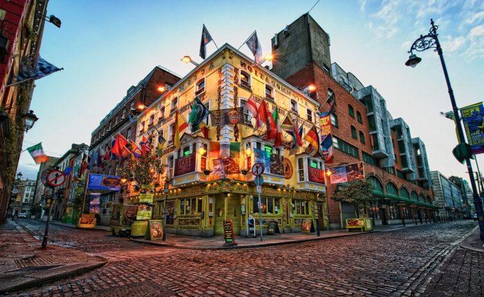 Büyük Britanya Turu İrlanda Gezi Rehberi