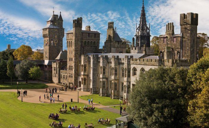 Galler'in Başkenti Cardiff Yapmanız Gereken 5 Şey