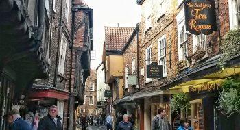 York Yeme-İçme Rehberi ve Shambles Market