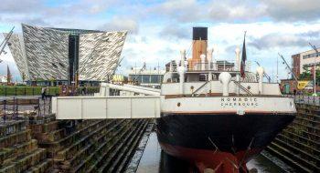 Titanik'in Hikayesi ve Belfast Titanik Müzesi Hakkında Bilgiler