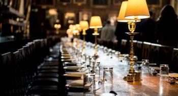 Harry Potter Filmi Eşliğinde Oxford Turu