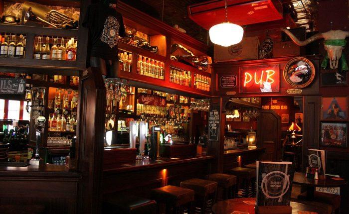 Dünyaca Ünlü 4 Irish Pub